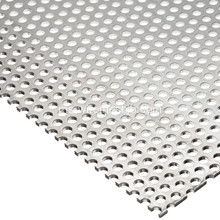 Electro Galvanized Mesh Metal Perforated